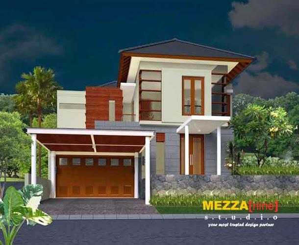 model rumah sederhana terbaru 2017
