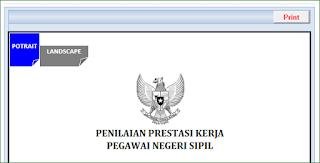 Aplikasi Penilaian Sasaran Kinerja Pegawai (SKP - KKI