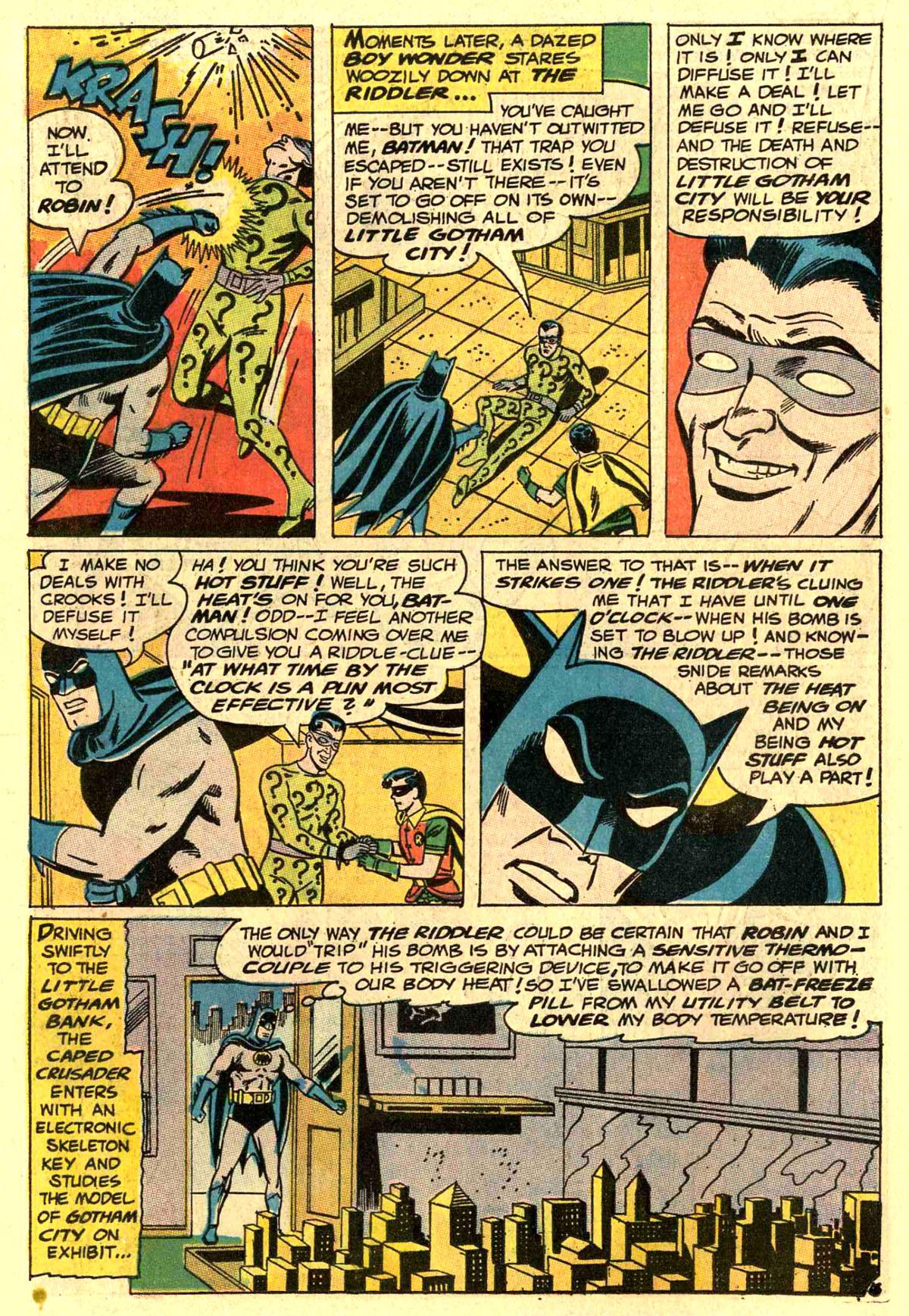 Detective Comics (1937) 362 Page 17