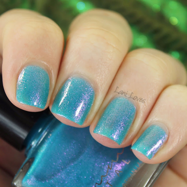 Femme Fatale Cosmetics But A Dream nail polish Swatches & Review