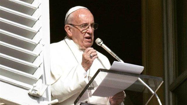 El Papa pide una solución pacífica y democrática para Venezuela