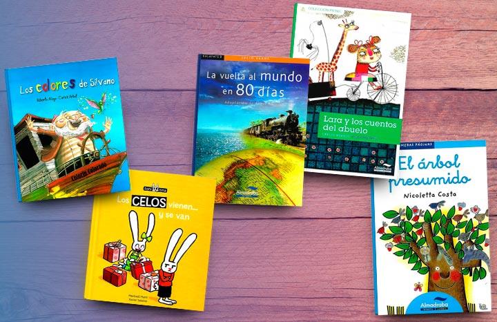 La literatura infantil recomendada por Almadraba Editorial en la FILBo