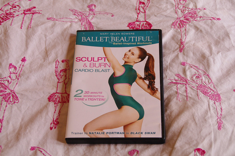 Ballet Beautiful DVD Review