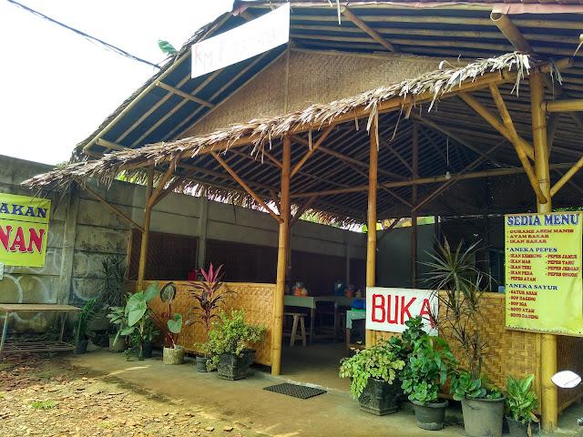 tempat makan sawangan