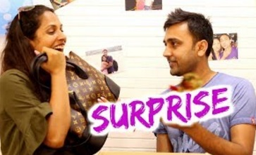Biggest Surprise Ever | 8 Years Of Togetherness