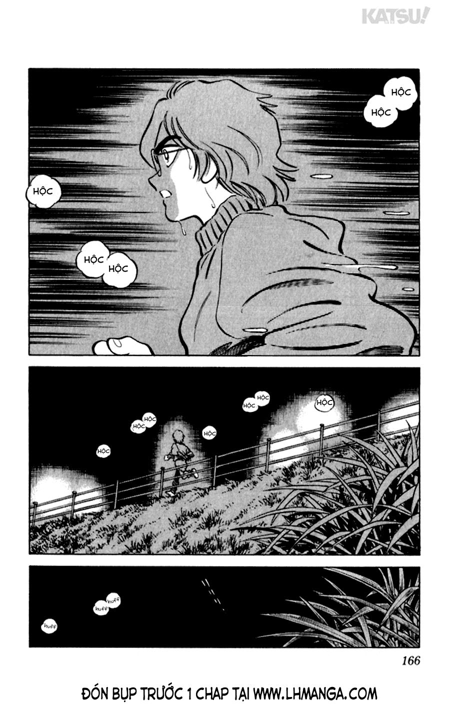 Katsu! chương 027: mizutani sẽ không thua đâu! trang 20