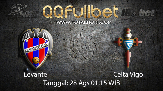 Prediksi Bola Jitu Levante vs Celta Vigo ( Spanish La Liga )
