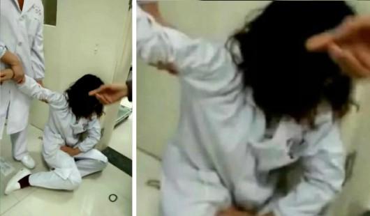 Jururawat Keguguran Ditendang  Isteri VIP