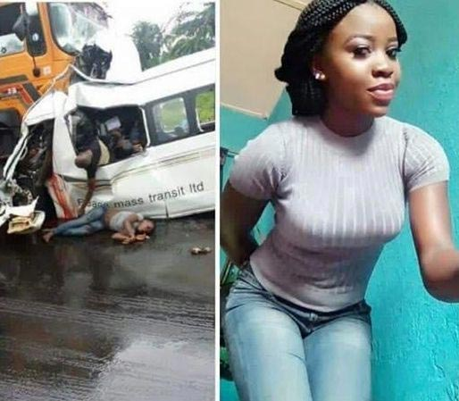 Peace Mass Transit accident victim Joy Akabuike is dead, burial today