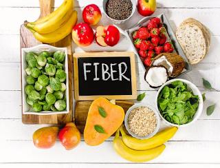 Avoiding Dehydration and Rich Fiber