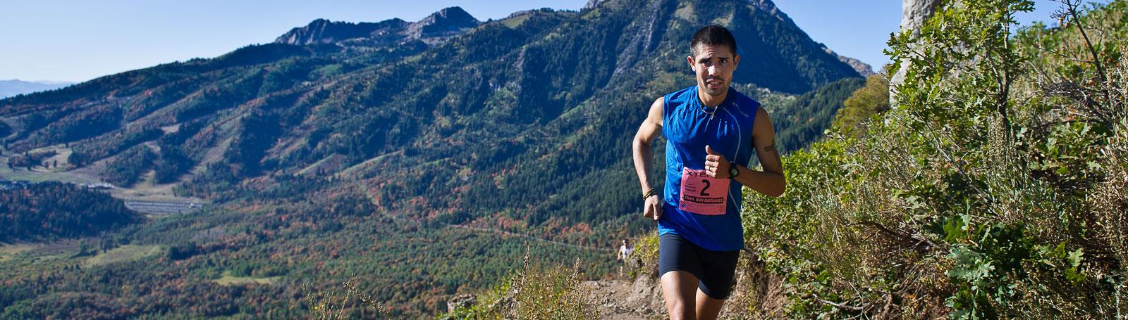 A Trail Runner's Blog: September 2015