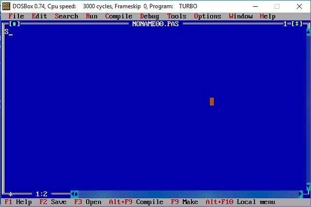 Cara menginstall Turbo Pascal pada Windows 64 Bit 5