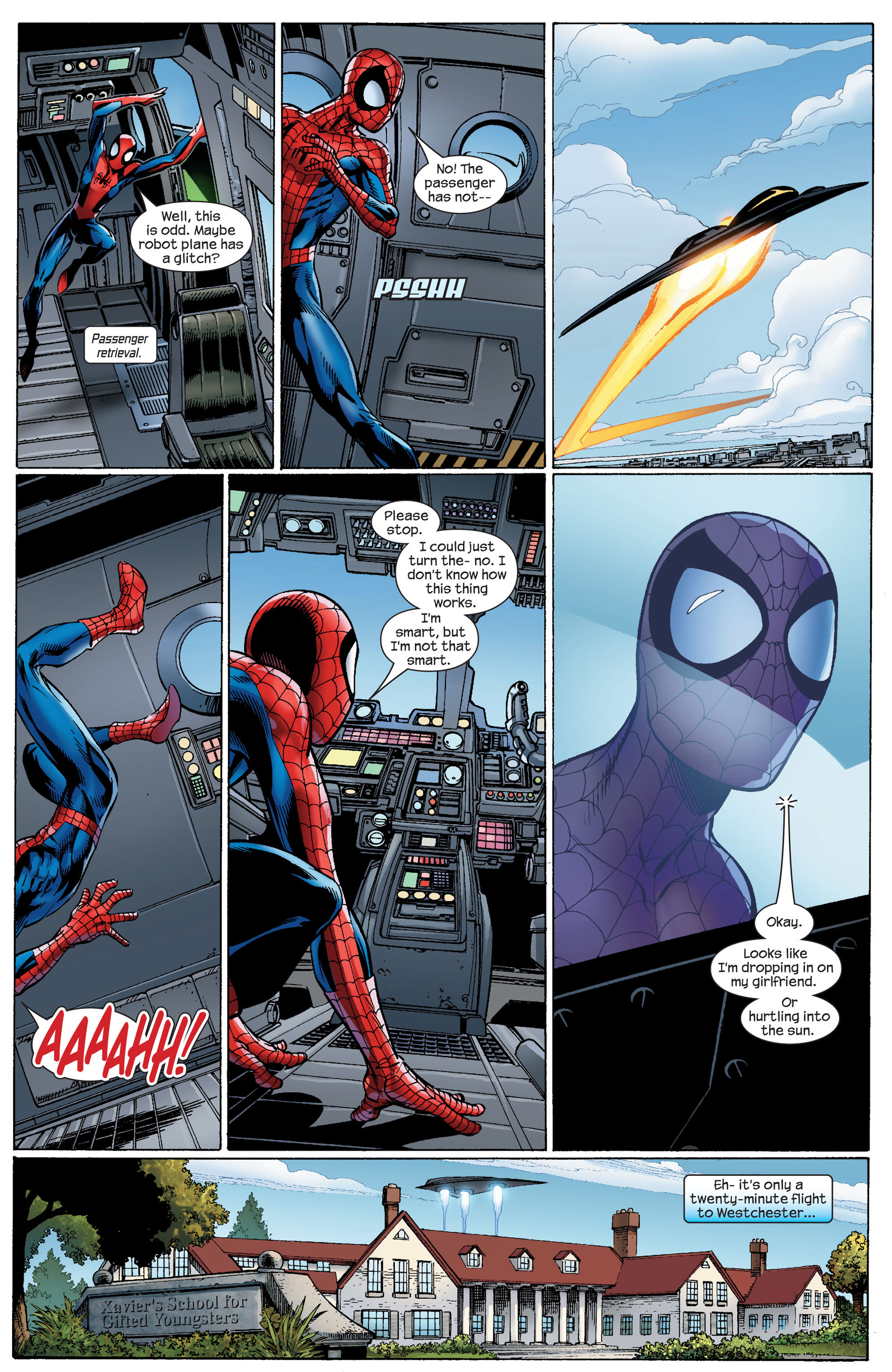 Read online Ultimate Spider-Man (2000) comic -  Issue #91 - 21
