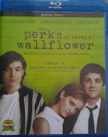 DVD Cover - Perks of Being a Wallflower