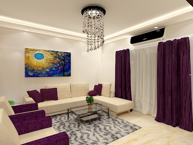 Residential Interior Space Design  by CAD CAM Training Center Goa