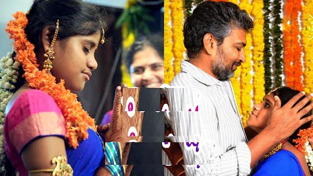 Rajamouli-Daughter-Mayukha-Half-Saree-Function2