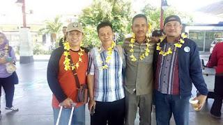 Study Banding, 3 KADES ke Aceh, 6 KADES ke Bali