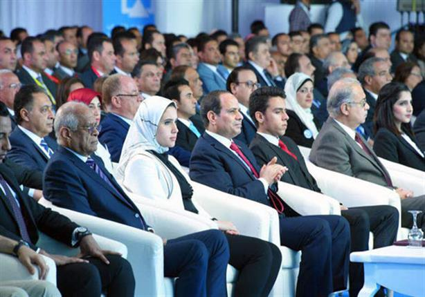 محافظة الإسكندرية تستقبل المؤتمر الرابع للشباب بحضور الرئيس السيسى