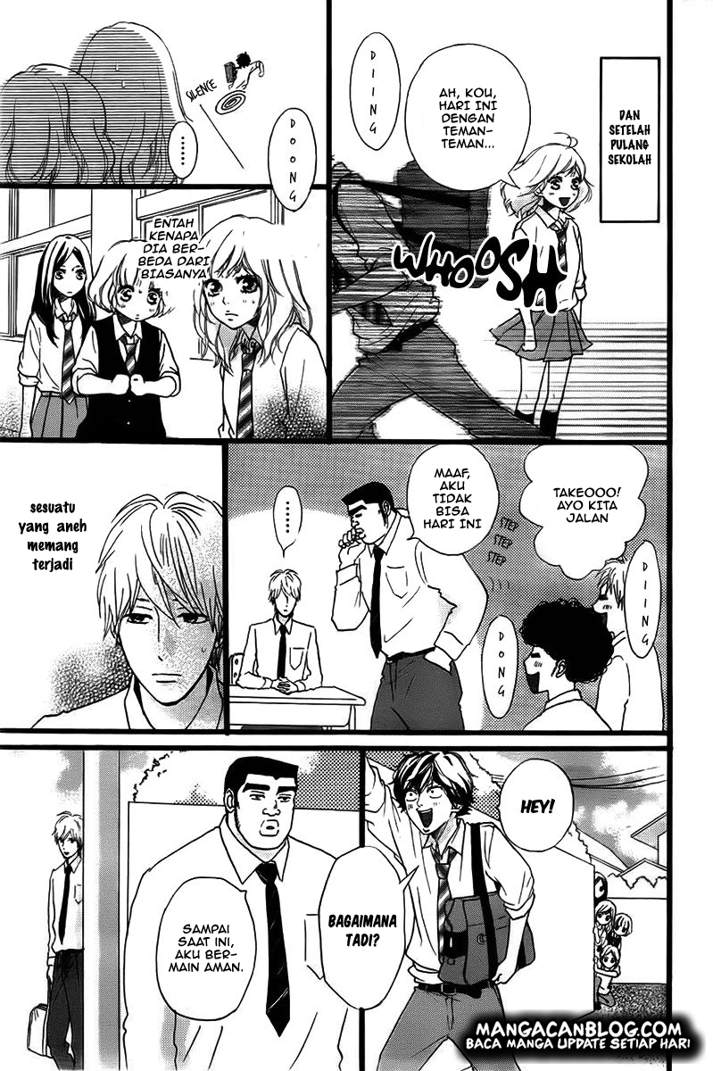 Ao Haru Ride Chapter 35.5-13