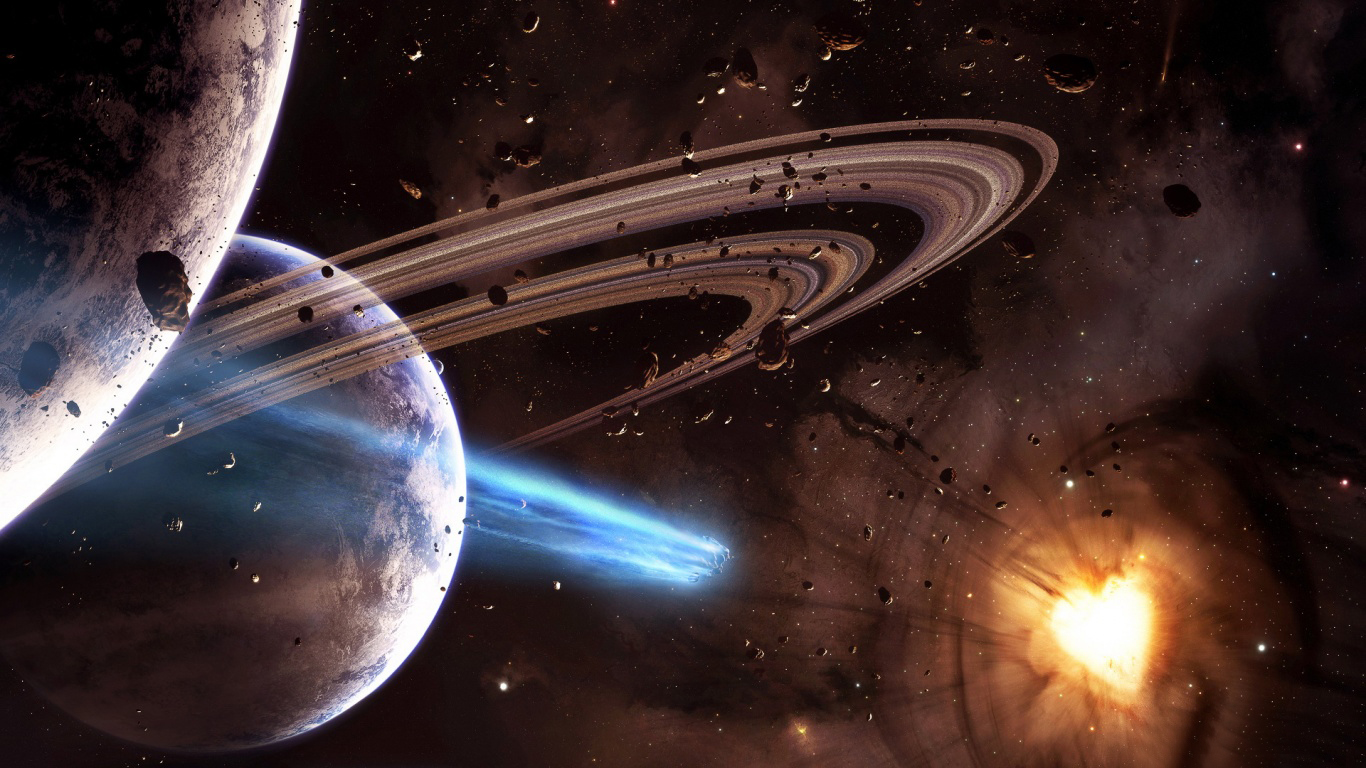 Download Wallpaper 2780x2780 Planet Galaxy Universe: Universe Hd Wallpapers,universe Background Pics,hd Pics Of