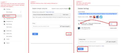 """""""Cara menampilkan Video dari Google Drive Ke Blog"""""""
