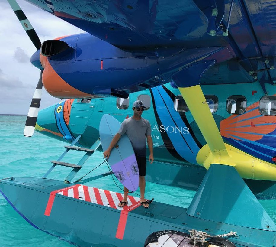 Single Fin highlights of the Four Seasons Maldives Surfing Champions Trophy 2019