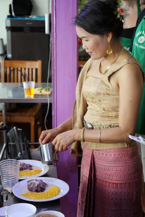 Kochkurs in Bangkok