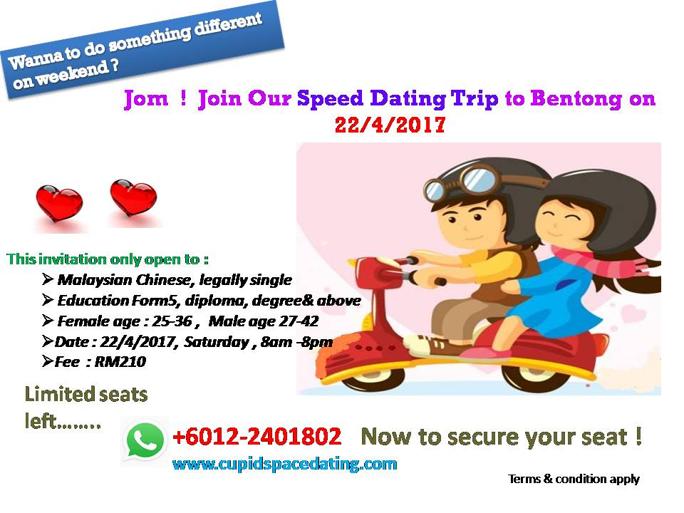 Cupid speed dating