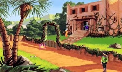 Huevo de Pascua King's Quest VI