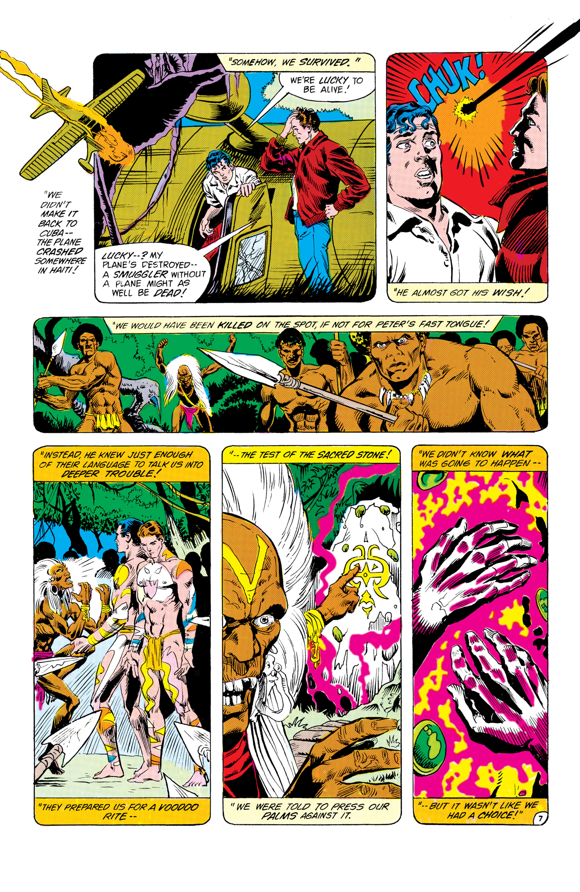Read online World's Finest Comics comic -  Issue #304 - 8