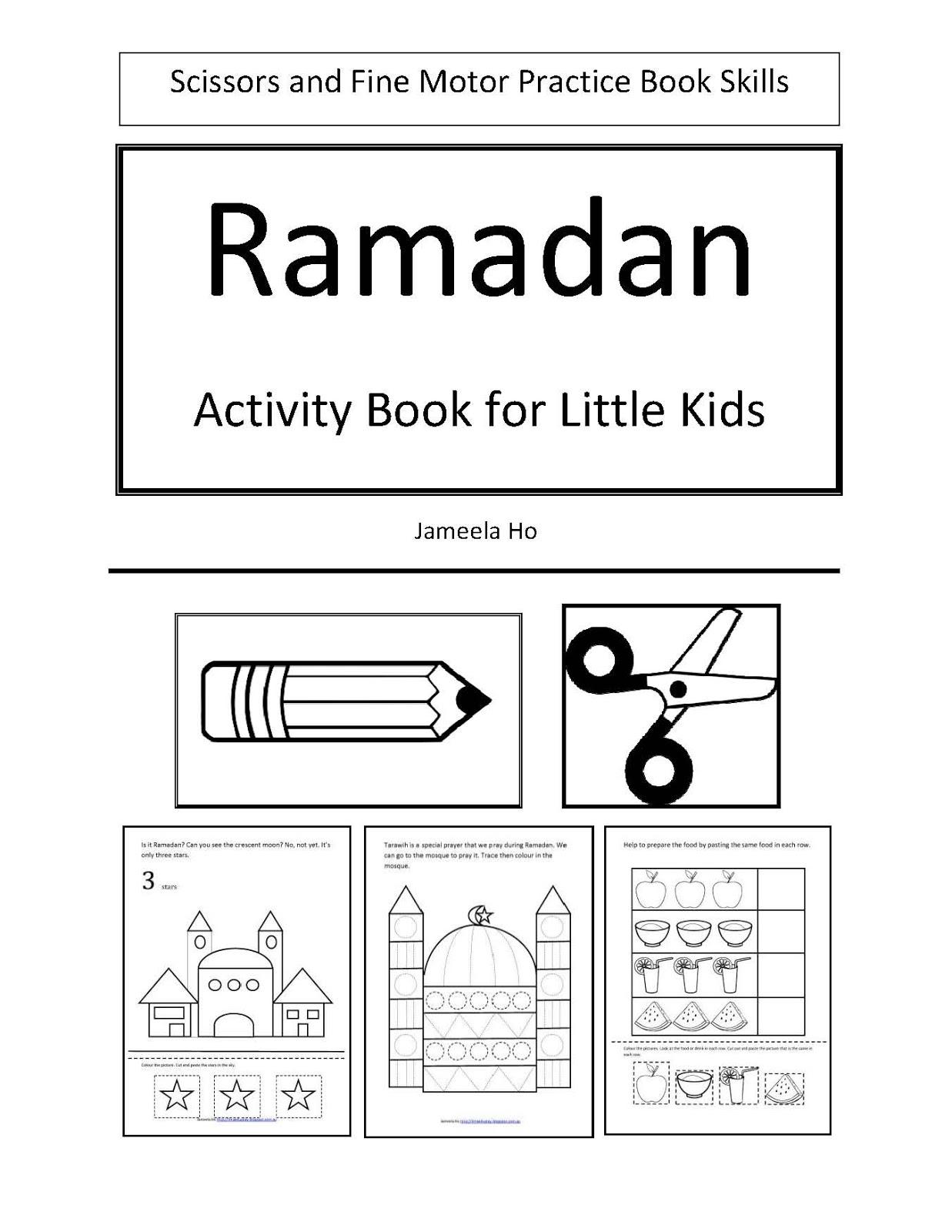 Ilma Education Free Download Ramadan Activity Book For