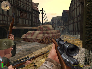 Medal of Honor Allied Assault Spearhead (PC) 2002