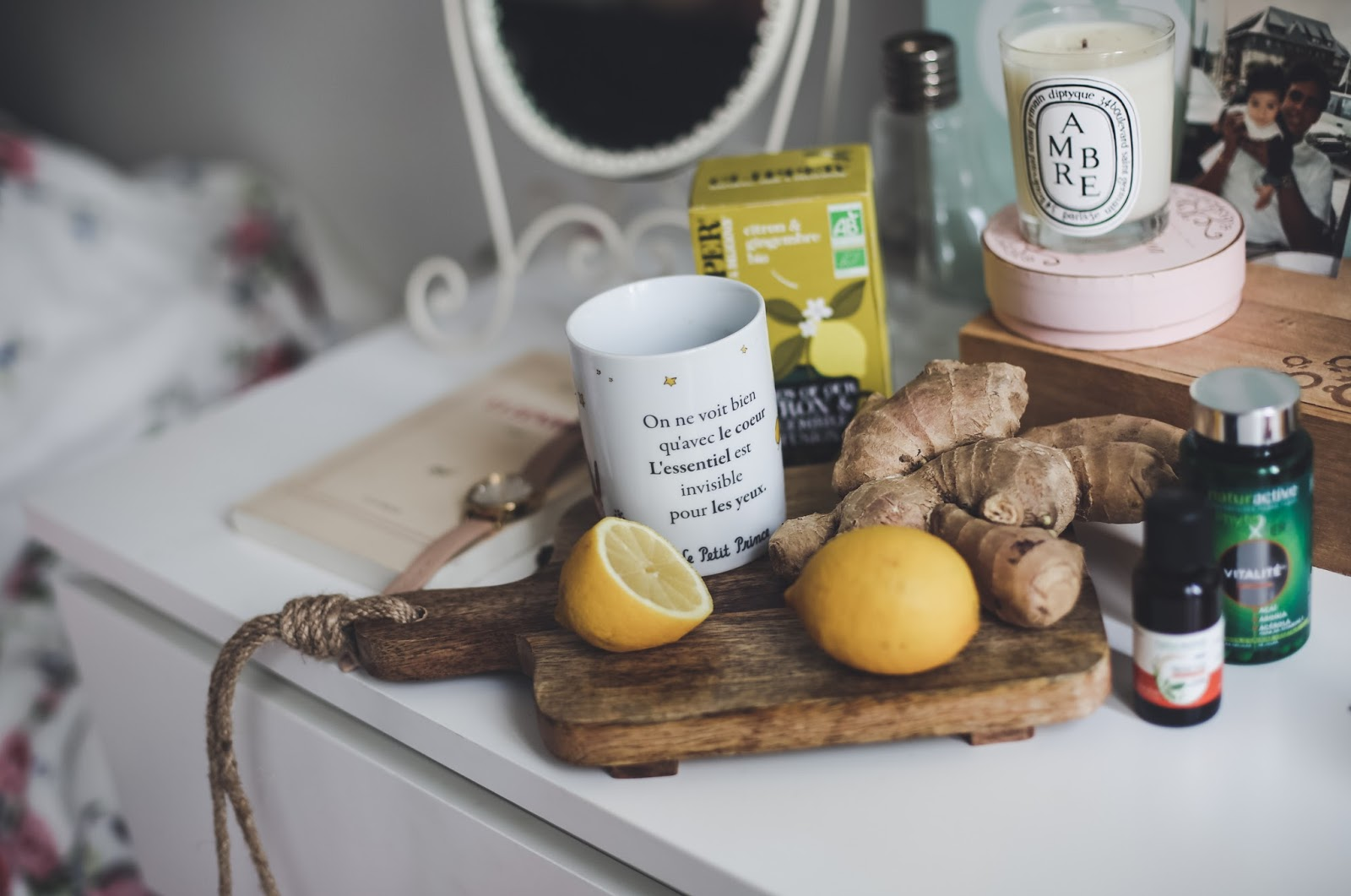citron gingembre conseils santé