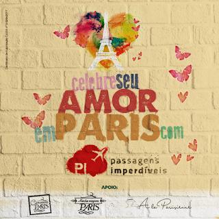 Promoção Celebre Seu Amor Em Paris Com Passagens Imperdíveis!