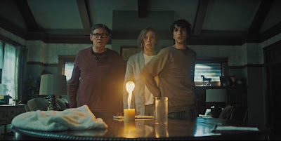 Gabriel Byrne, Toni Collette, and Alex Wolff