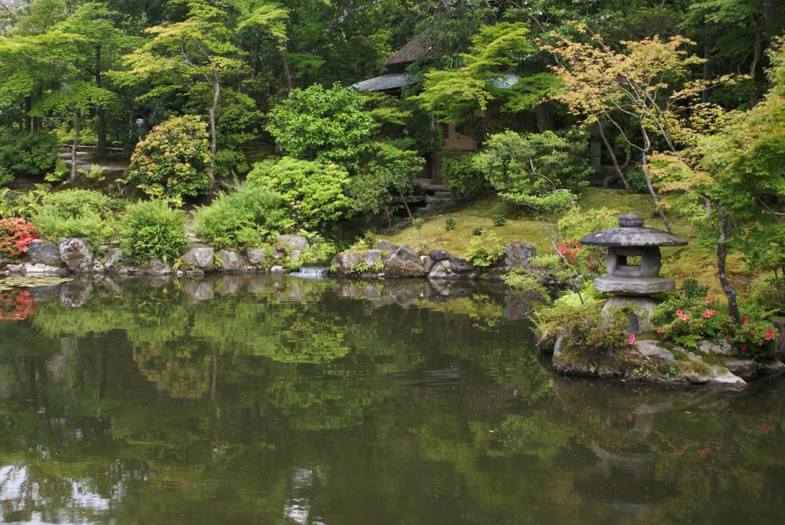 isui-en japon nara jardin