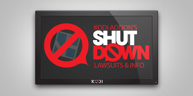 Kodi add-on shutdown