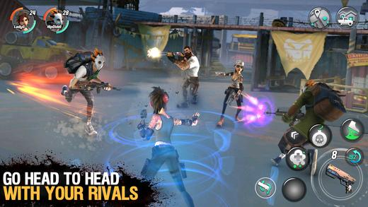 Yay gamelofts new zombie shooter dead rivals zombies finally gamelofts new zombie shooter dead rivals zombies finally launches on mobile malvernweather Images