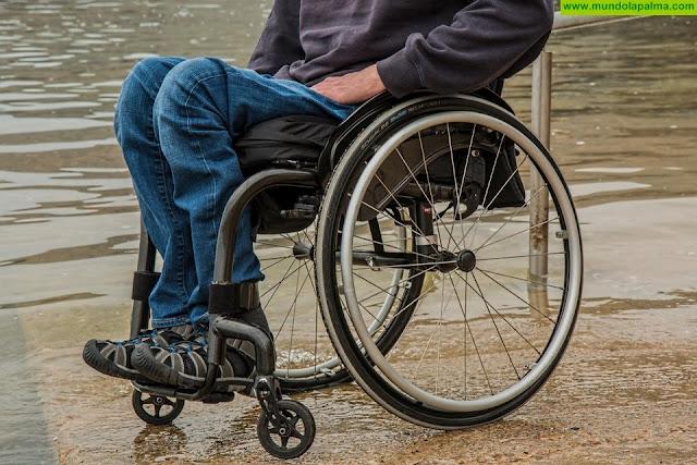 La Consejería de Obras Públicas, Transportes y Vivienda pone 700.000 euros a disposición de los ayuntamientos para favorecer la accesibilidad y eliminar barreras