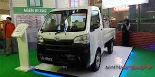 Mengenal spesifikasi Daihatsu Himax, Pikap kecil irit.