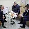 Soal Khabib, Putin: Saya Juga Akan Marah Jika Diserang