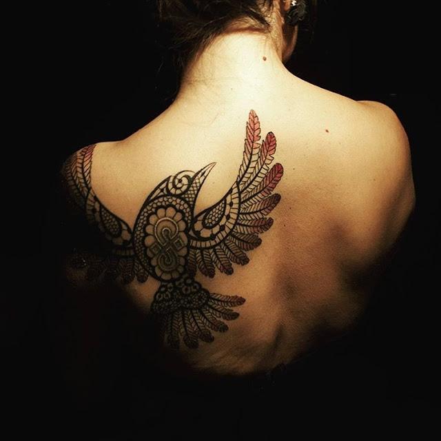 tatuajes tribal de hombro
