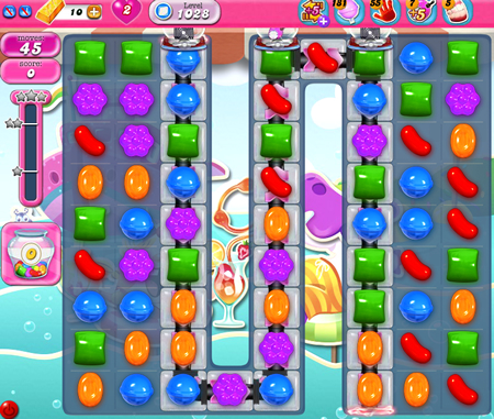 Candy Crush Saga 1028