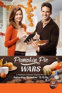 Poster Pumpkin Pie Wars
