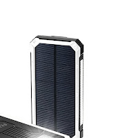 Solar Power Bank Cell Phone Charger