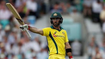Glenn Maxwell England v Australia Preview Cricket Blog