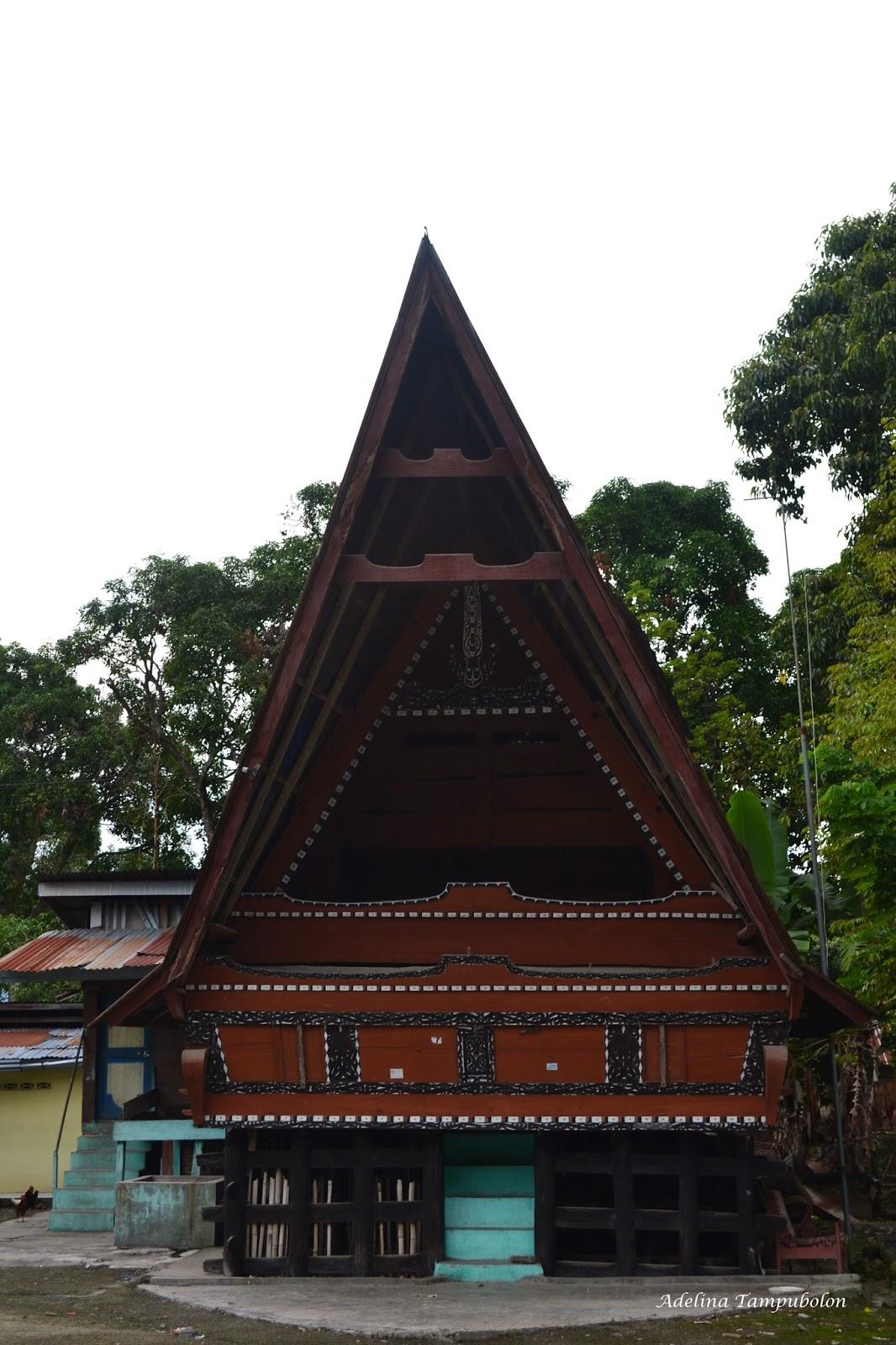Gambar Gambar Rumah Adat Di Sumatera Utara Contoh Z