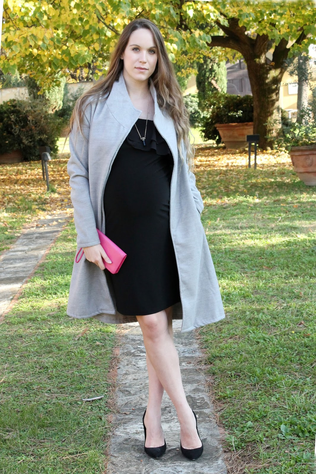 how to dress a baby bump
