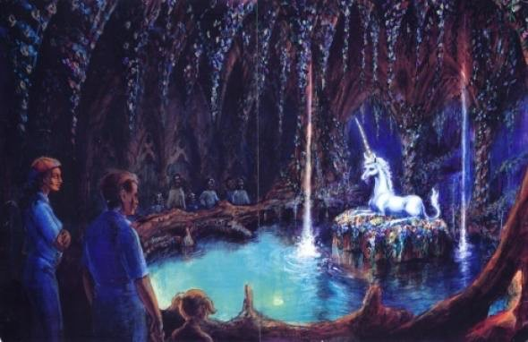 Quest of the Unicorn at Beastly Kingdom