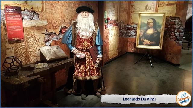 Leonardo-Da-Vinci-Balmumu-Heykeli-Madame-Tussauds-istanbul